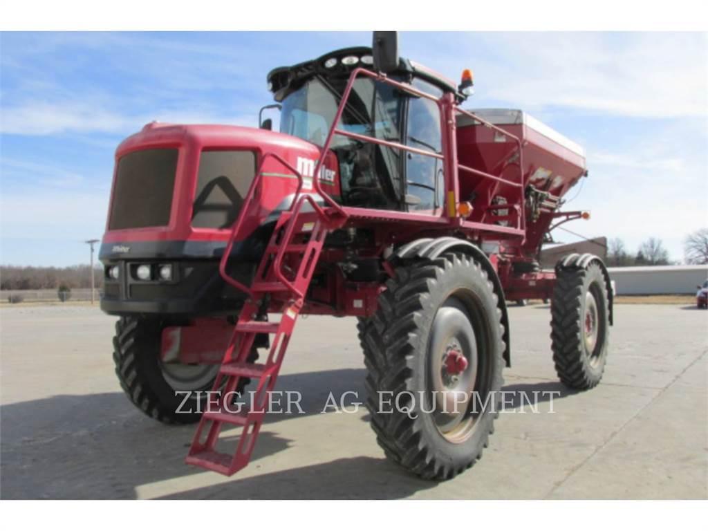 Miller SPREADER (OBSOLETE) GC75, Mineral spreaders, Agriculture