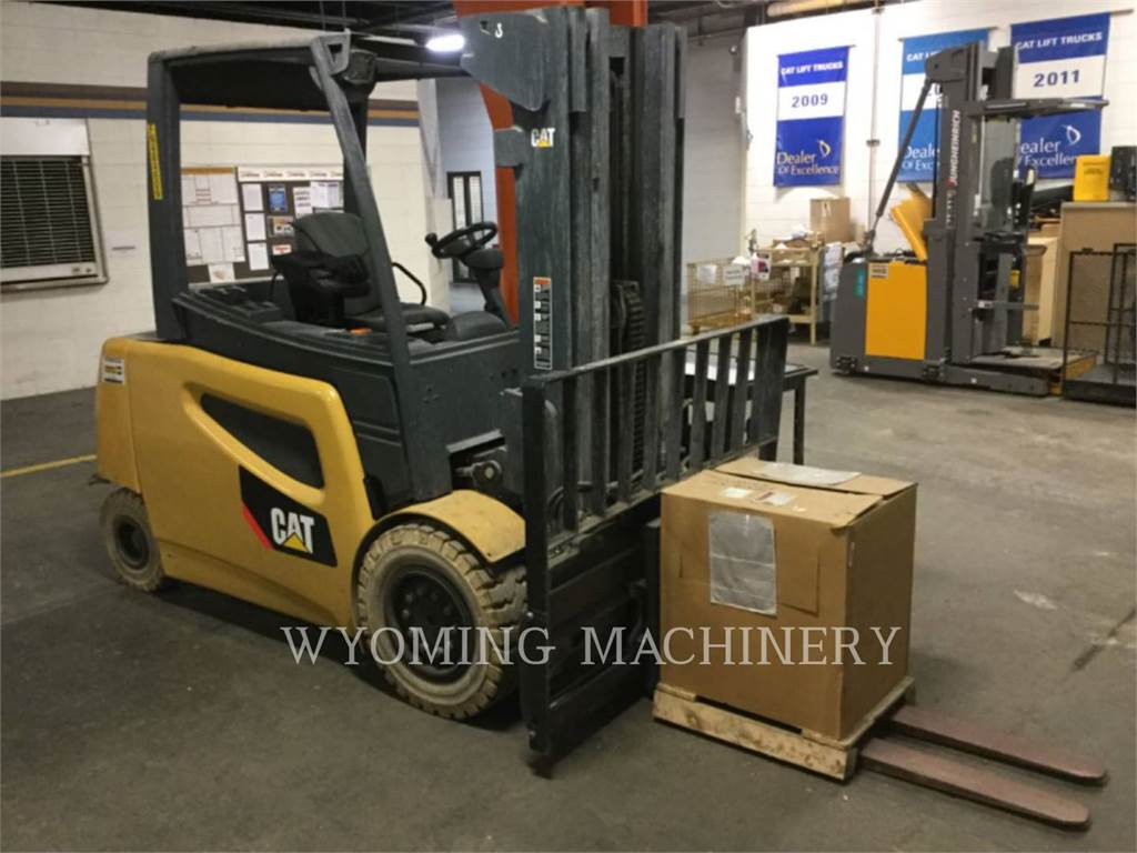 Mitsubishi 2EP8000, Electric Forklifts, Material Handling
