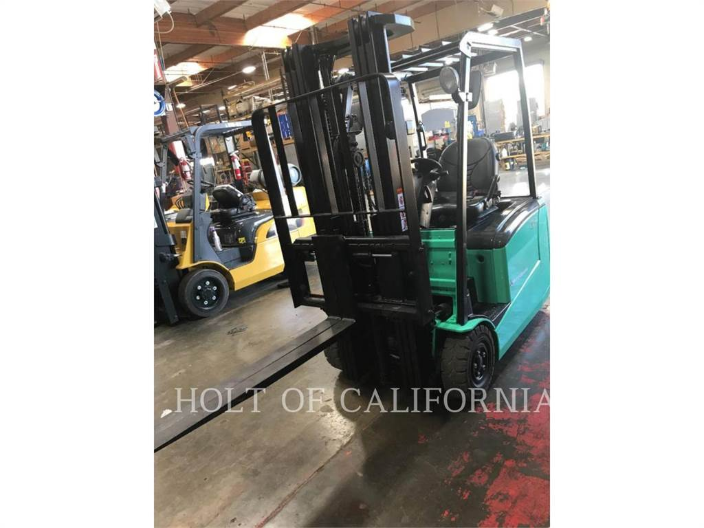 Mitsubishi FB18NT, Misc Forklifts, Material Handling