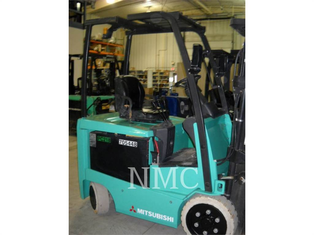 Mitsubishi FBC25N_MT, Electric Forklifts, Material Handling