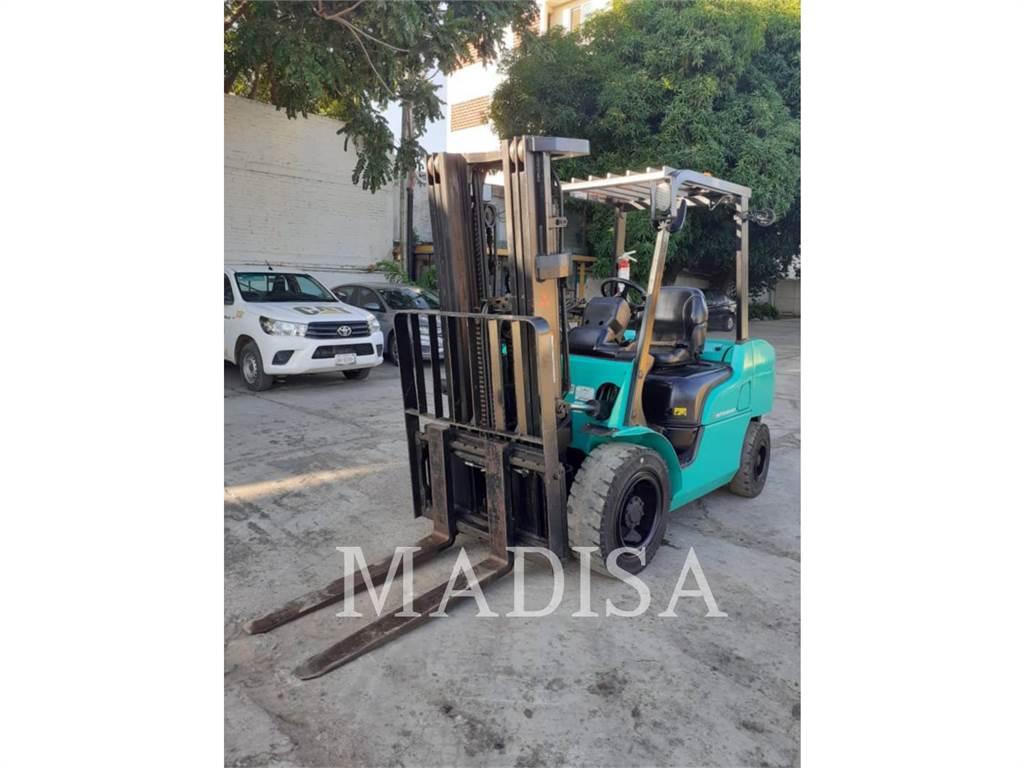Mitsubishi FD30NM, Diesel Forklifts, Material Handling
