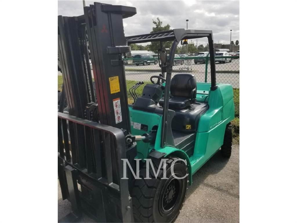 Mitsubishi FD50CN_MT, Diesel Forklifts, Material Handling