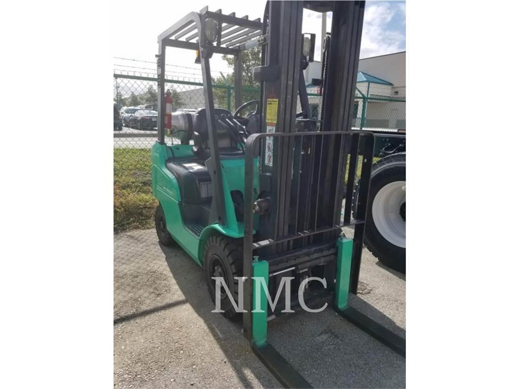 Mitsubishi FG18N5LE_MT, Misc Forklifts, Material Handling