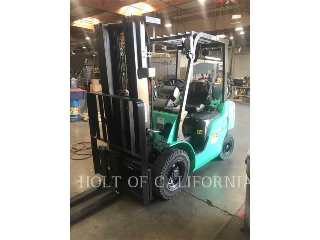 Mitsubishi FG25N5-GLE, Misc Forklifts, Material Handling