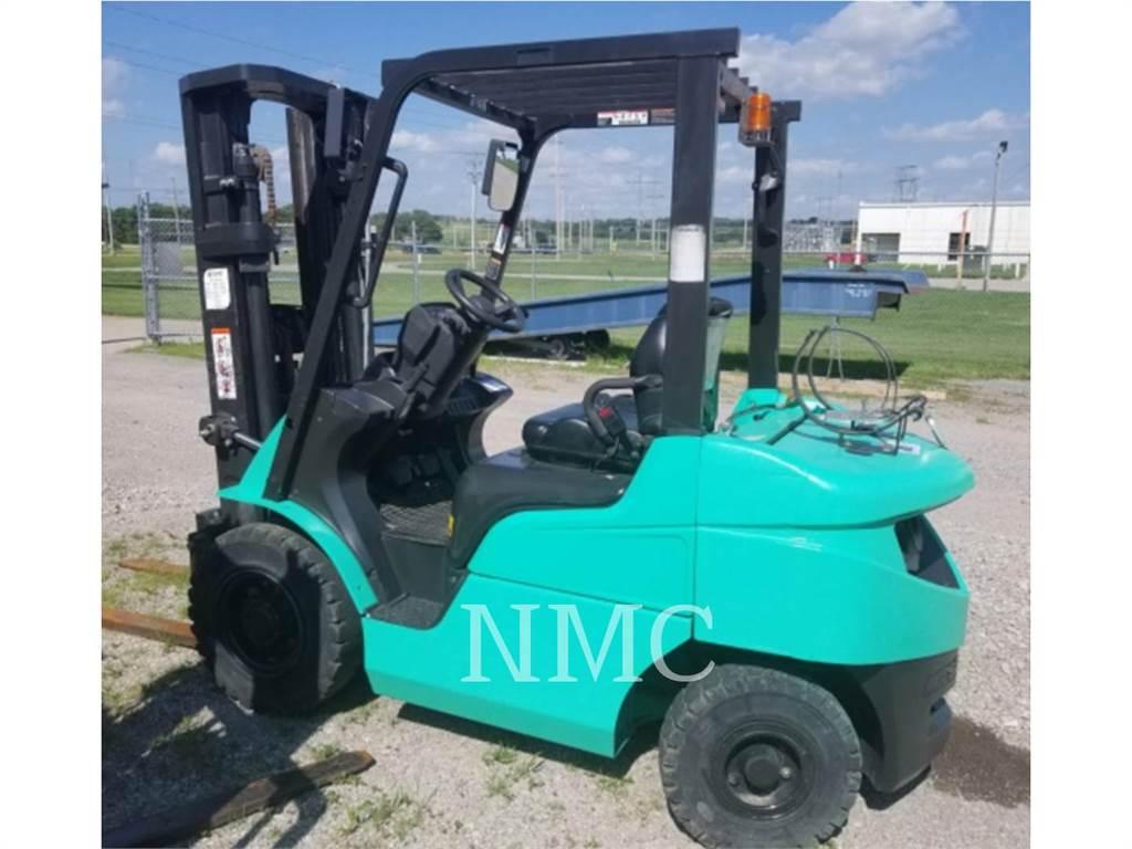 Mitsubishi FG25N5_MT, Misc Forklifts, Material Handling