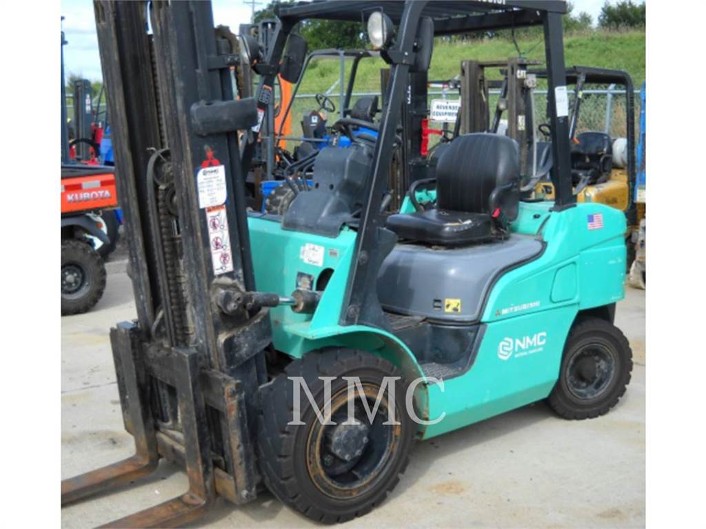 Mitsubishi FG30N_MT, Misc Forklifts, Material Handling
