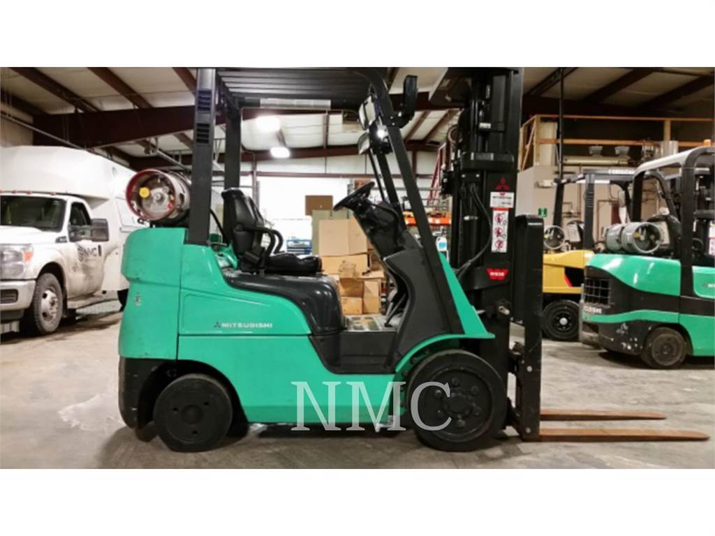 Mitsubishi FGC25N_MT, Misc Forklifts, Material Handling