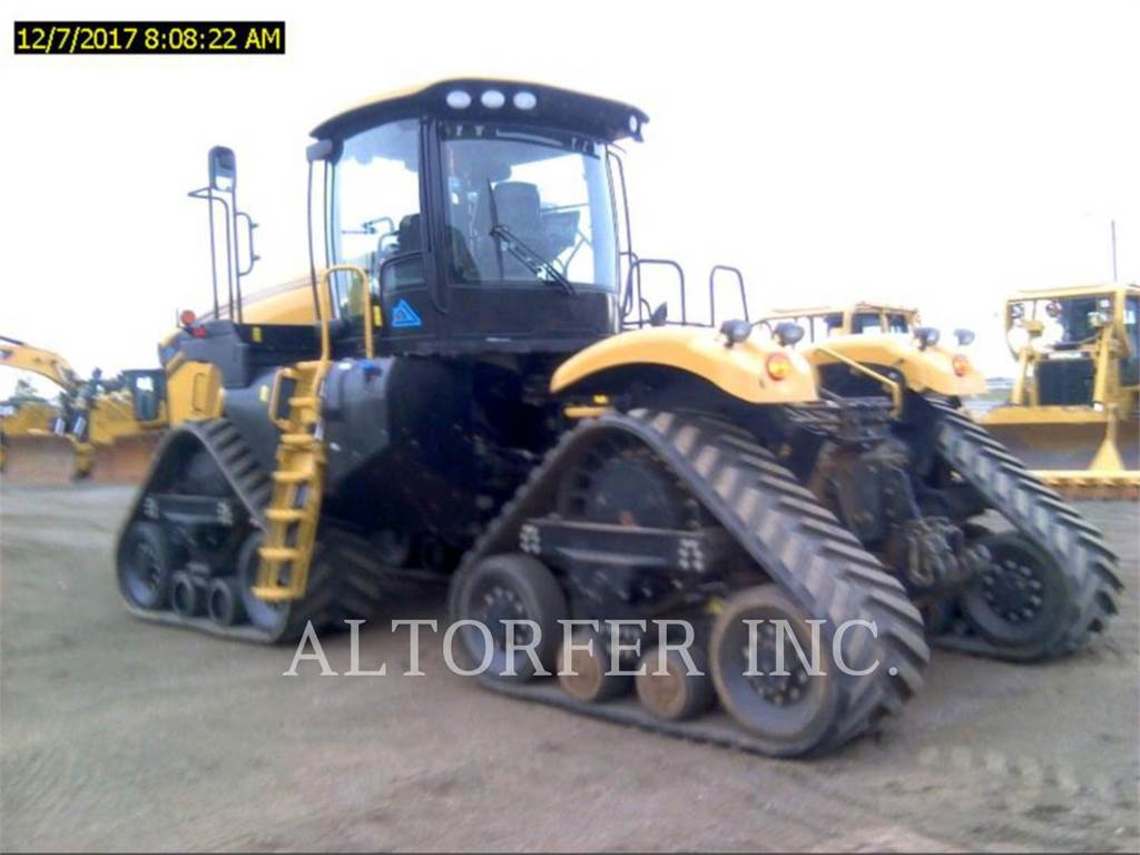 Mobile Track Solutions MT3630T, tracteurs agricoles, Agricole