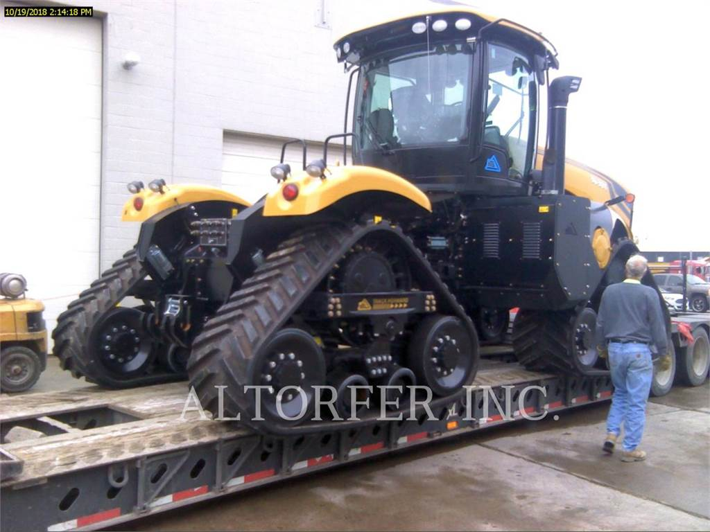 Mobile Track Solutions MT3630T, tractors, Agriculture