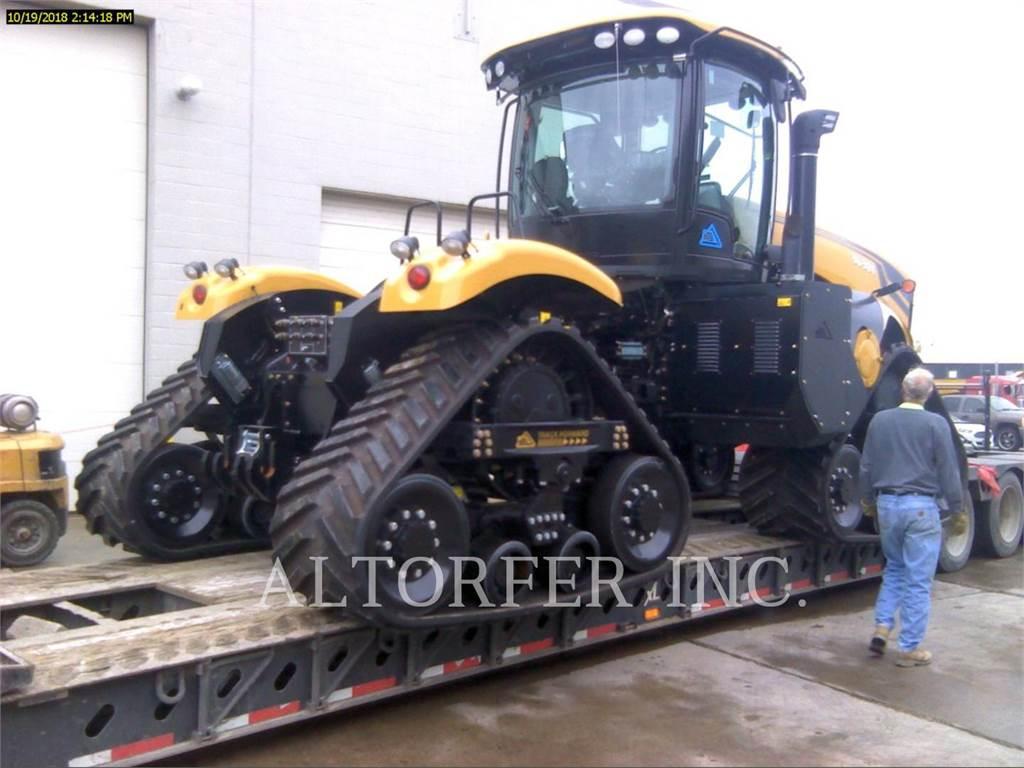 Mobile Track Solutions MT3630T, ciągniki rolnicze, Maszyny rolnicze