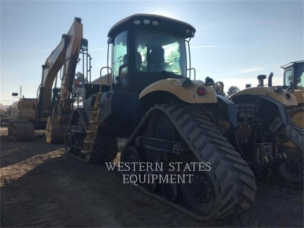 Mobile Track Solutions MTS 3630T, tractors, Agriculture