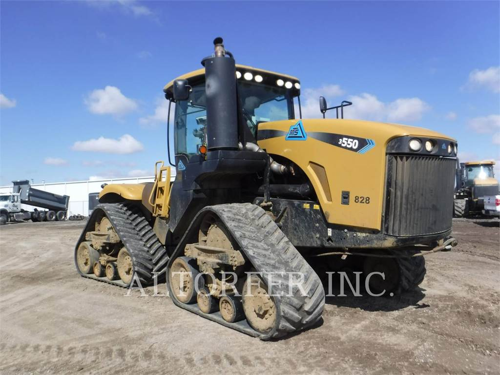 Mobile Track Solutions MTS3550T, tractors, Agriculture