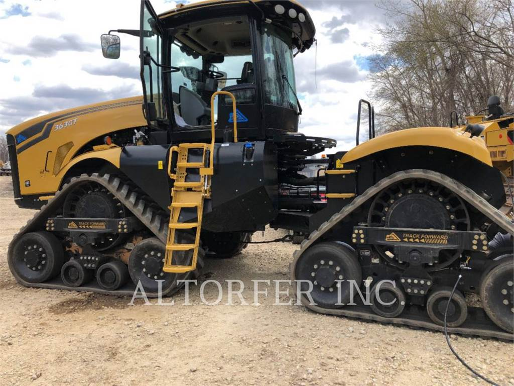 Mobile Track Solutions MTS3630T, tractoare agricole, Agricultură
