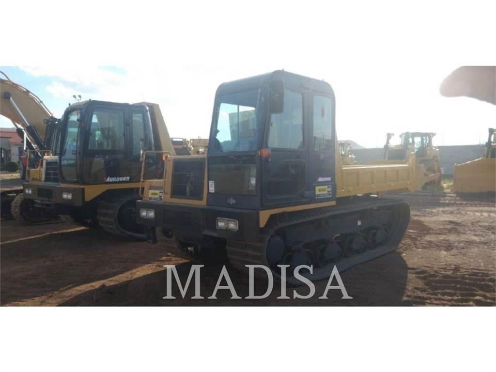 Morooka MST1500, vehicule utilitare/cărucioare, Masini speciale