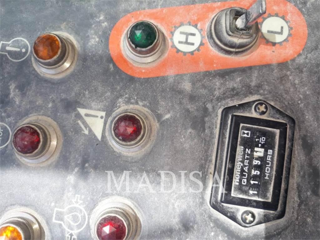 Morooka MST1500VD, vehicule utilitare/cărucioare, Masini speciale
