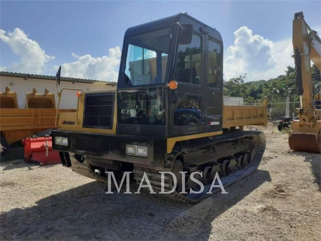 Morooka MST1500VD, pojazdy użytkowe / wózki, Komunalne