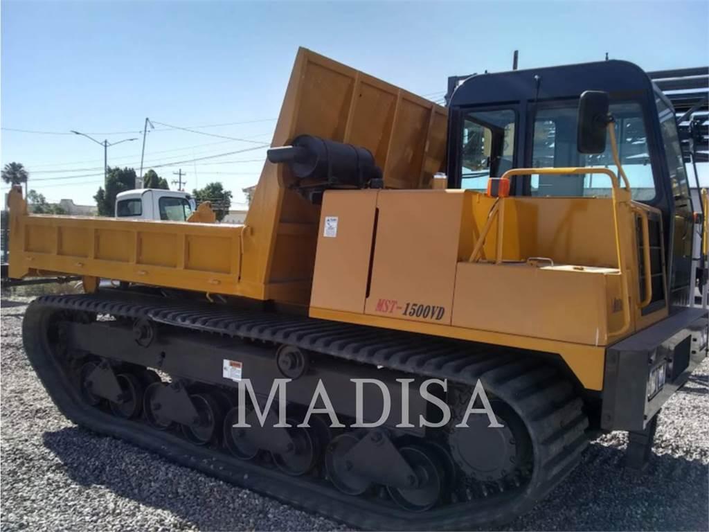 Morooka MST1500VD、ユーティリティ・ビークル/カート、グランド整備・造園機械