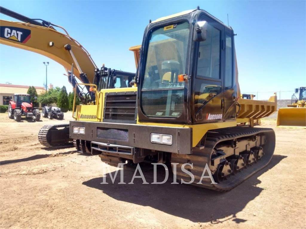 Morooka MST2200VD, track loaders, Construction