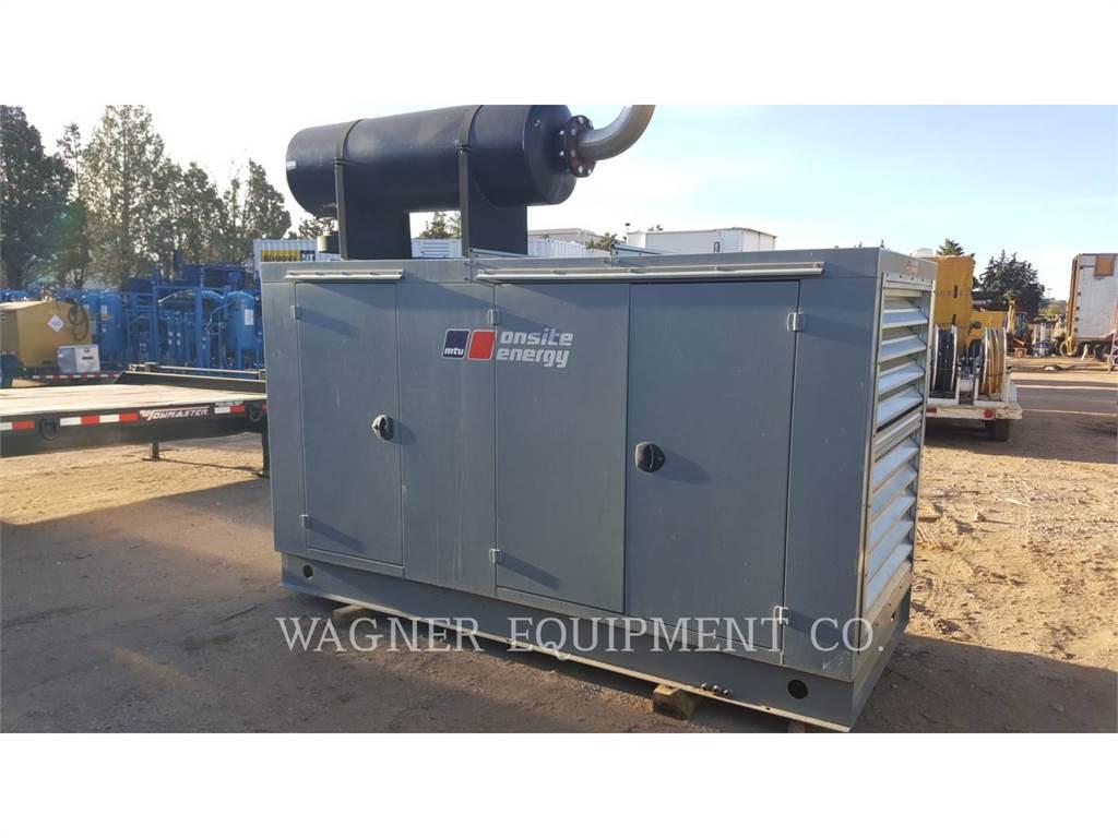 MTU 125PGC6NLT1, Groupes électrogènes Stationnaires, Équipement De Construction