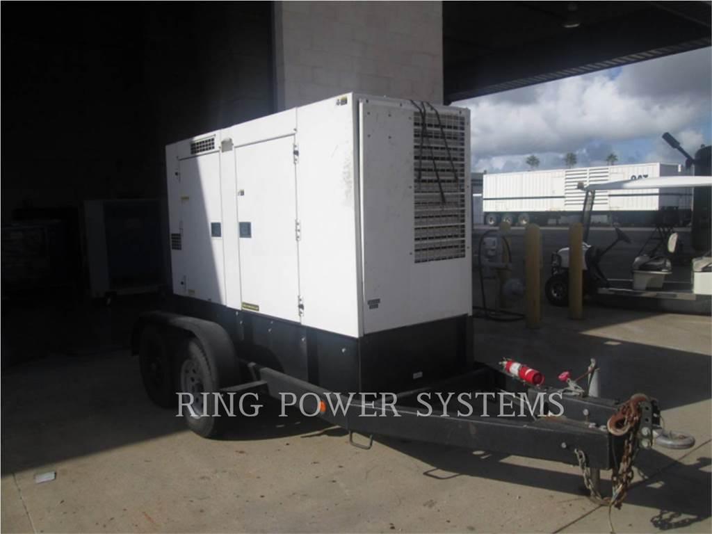 MultiQuip 62 KW, Stationary Generator Sets, Construction