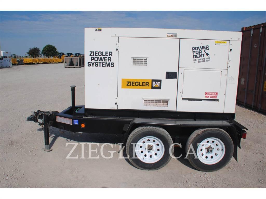 MultiQuip DCA070, стационарные генераторные установки, Строительное