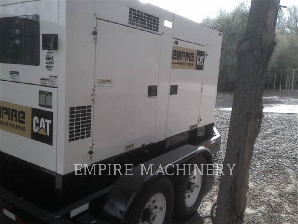 MultiQuip DCA125US, Stationary Generator Sets, Construction