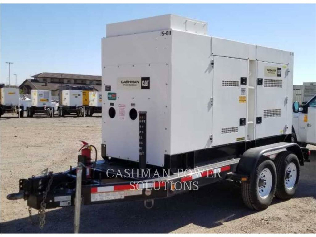 MultiQuip DCA150, mobiele generatorsets, Bouw