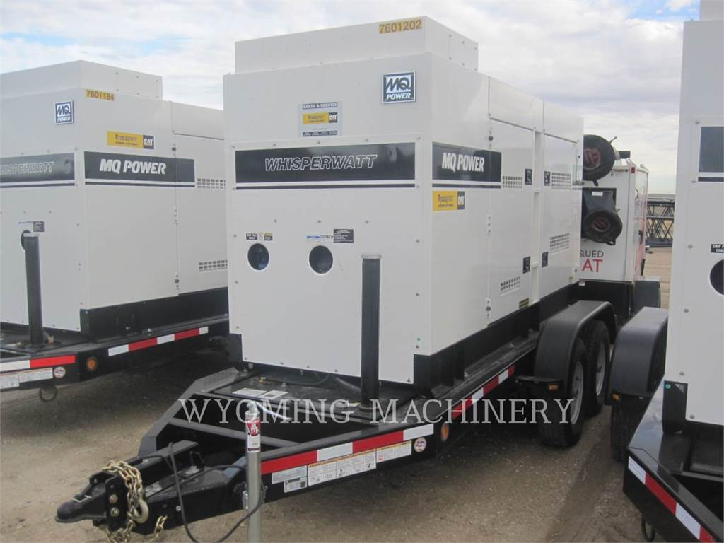 MultiQuip DCA150SS, Stationary Generator Sets, Construction