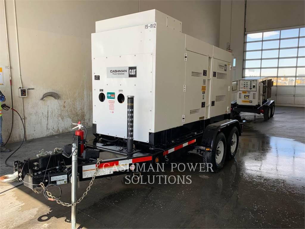 MultiQuip DCA150SSJU, ruchome zestawy generatorów, Sprzęt budowlany