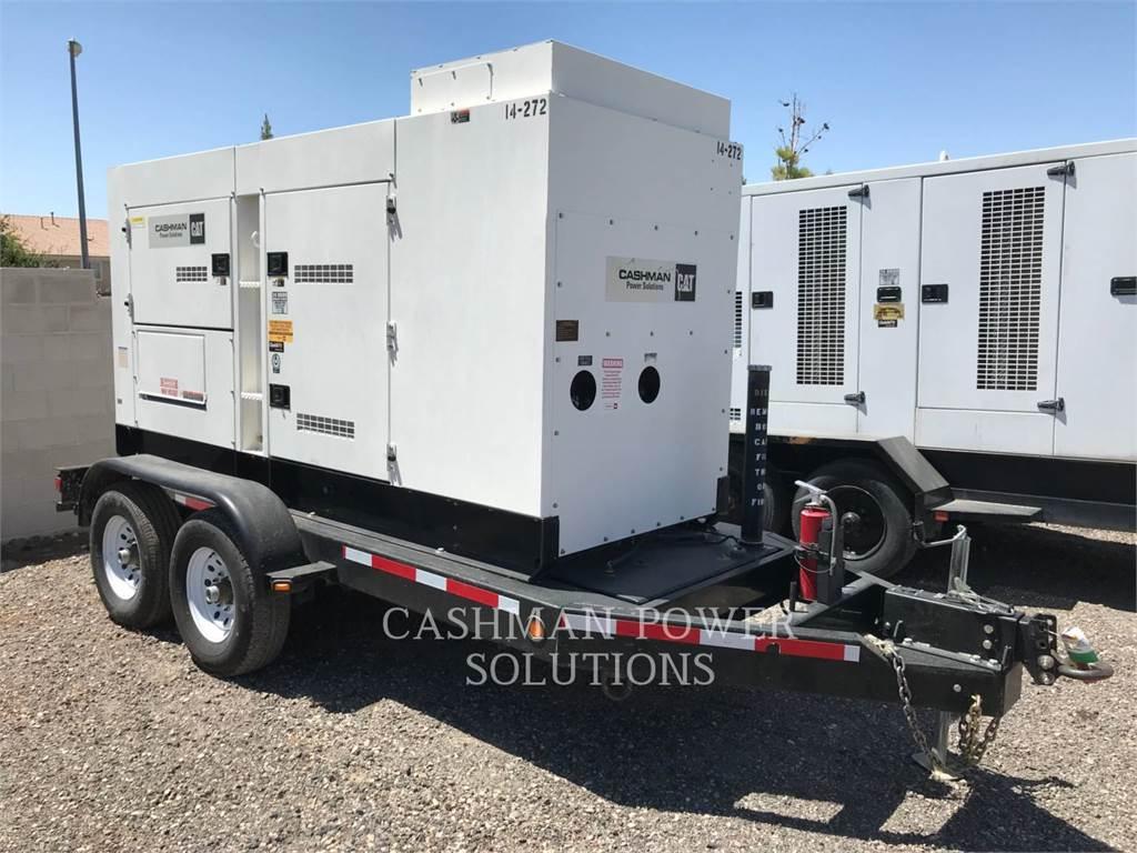 MultiQuip DCA150SSJU, mobiele generatorsets, Bouw