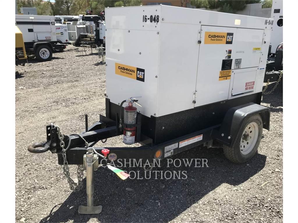 MultiQuip DCA25, mobile generator sets, Construction