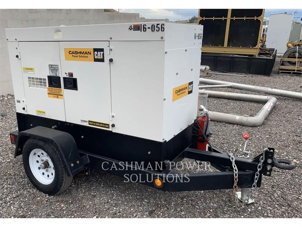 MultiQuip DCA25, transportable stromaggregate, Bau-Und Bergbauausrüstung
