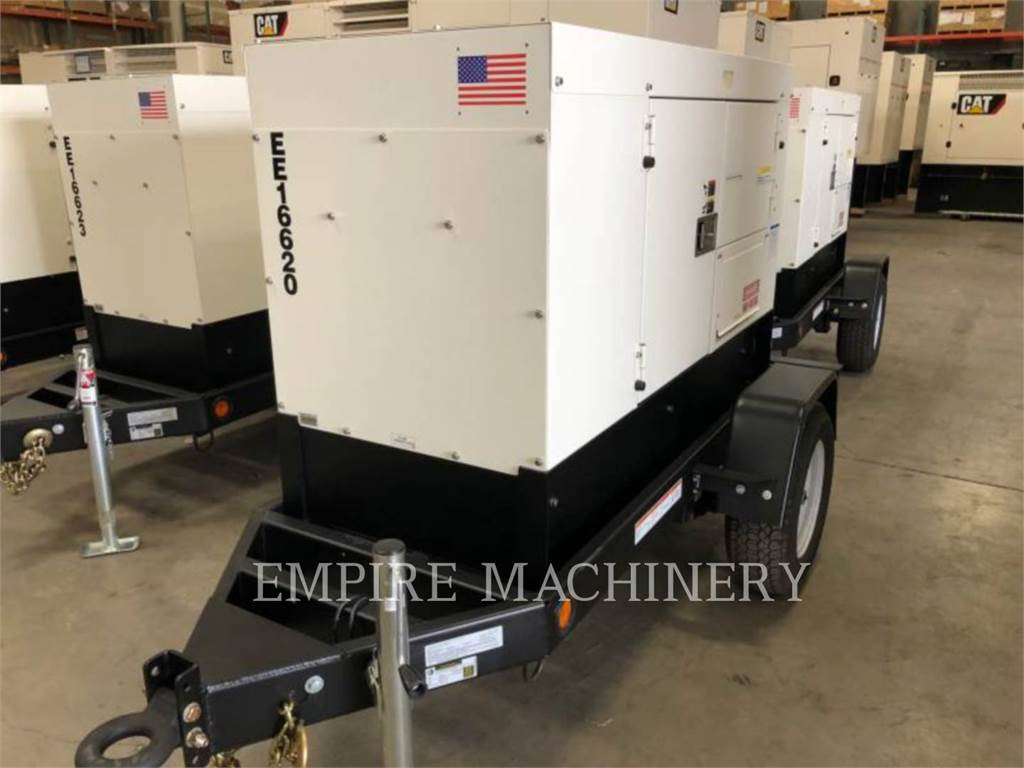 MultiQuip DCA25SS, Stationary Generator Sets, Construction