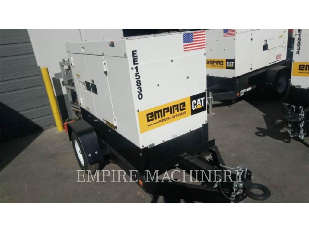 MultiQuip DCA25SS, Stationary Generator Sets, Construction