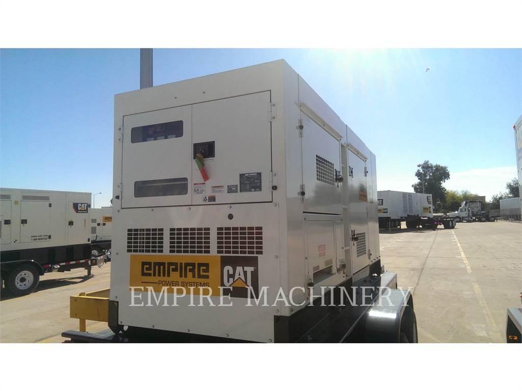 MultiQuip DCA300SS, стационарные генераторные установки, Строительное