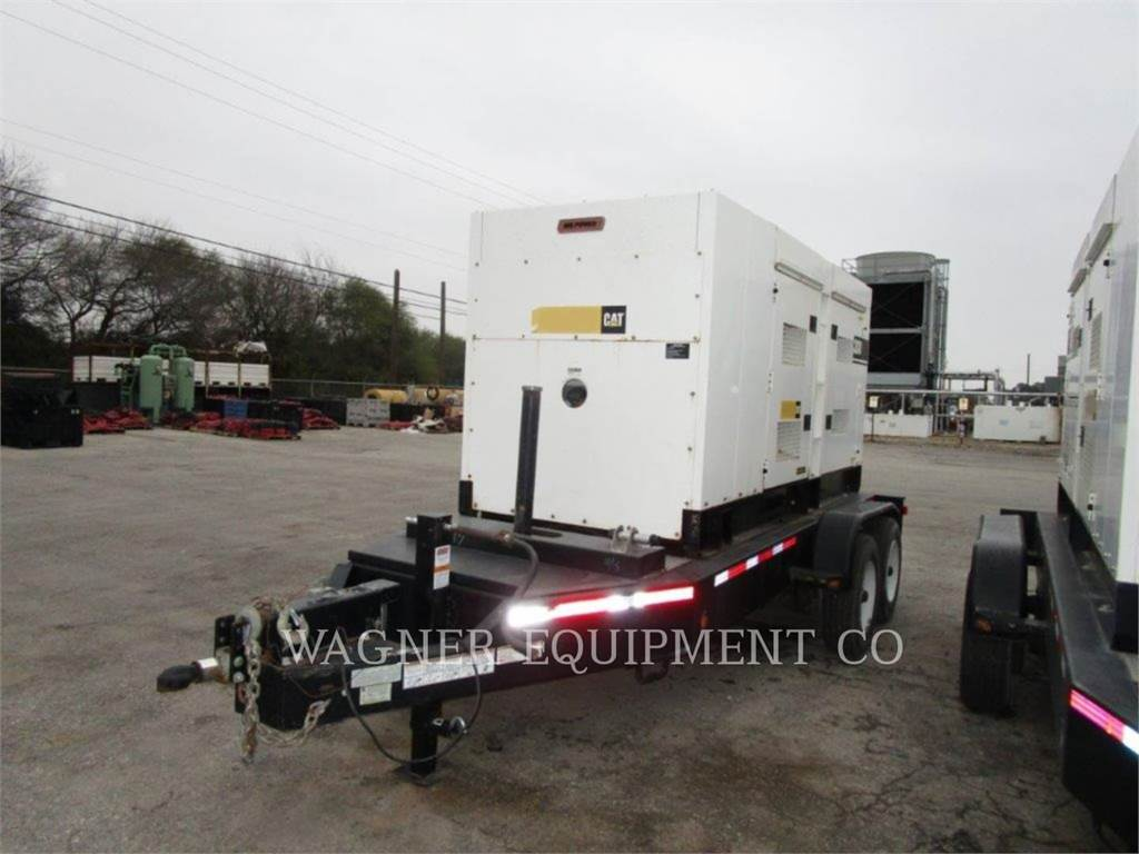 MultiQuip DCA300SSCU, mobile generator sets, Construction