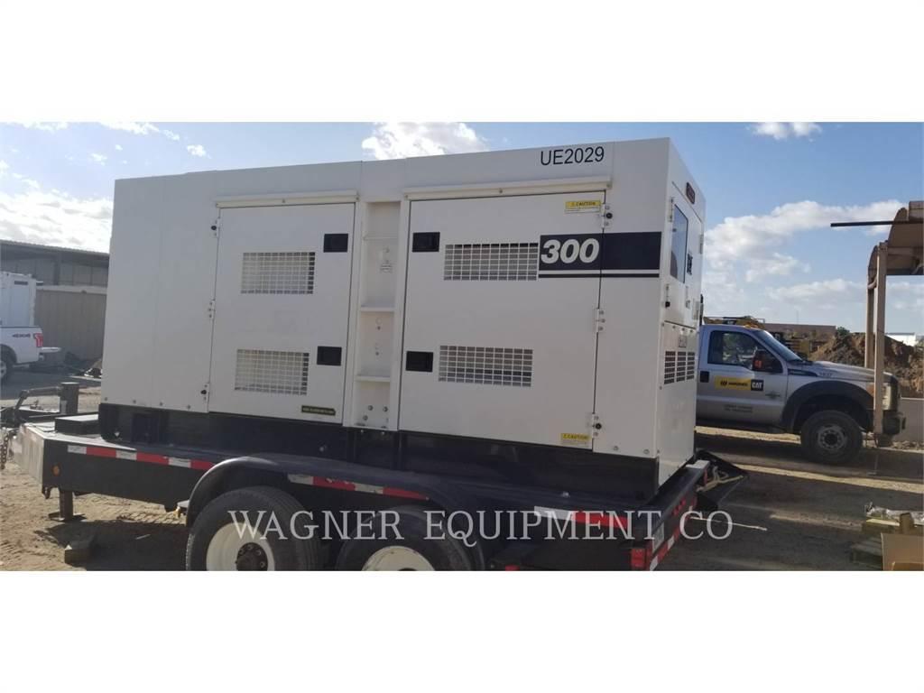 MultiQuip DCA300SSCU, mobile generator sets, Construction