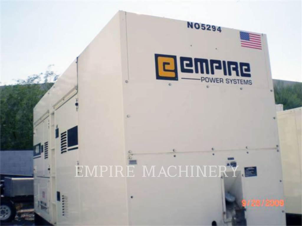 MultiQuip DCA400SS, Stacjonarne Zestawy Generatorów, Sprzęt budowlany