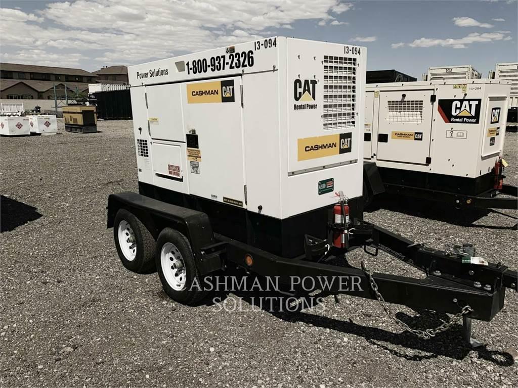 MultiQuip DCA45, ruchome zestawy generatorów, Sprzęt budowlany