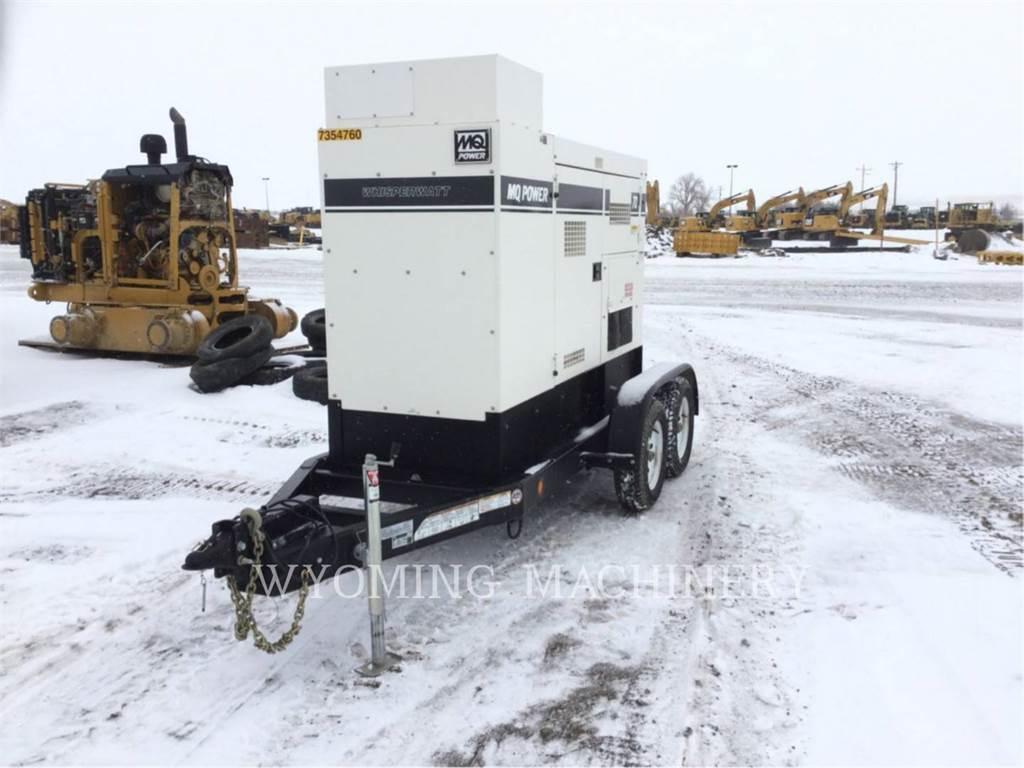 MultiQuip DCA45SS, Stationary Generator Sets, Construction