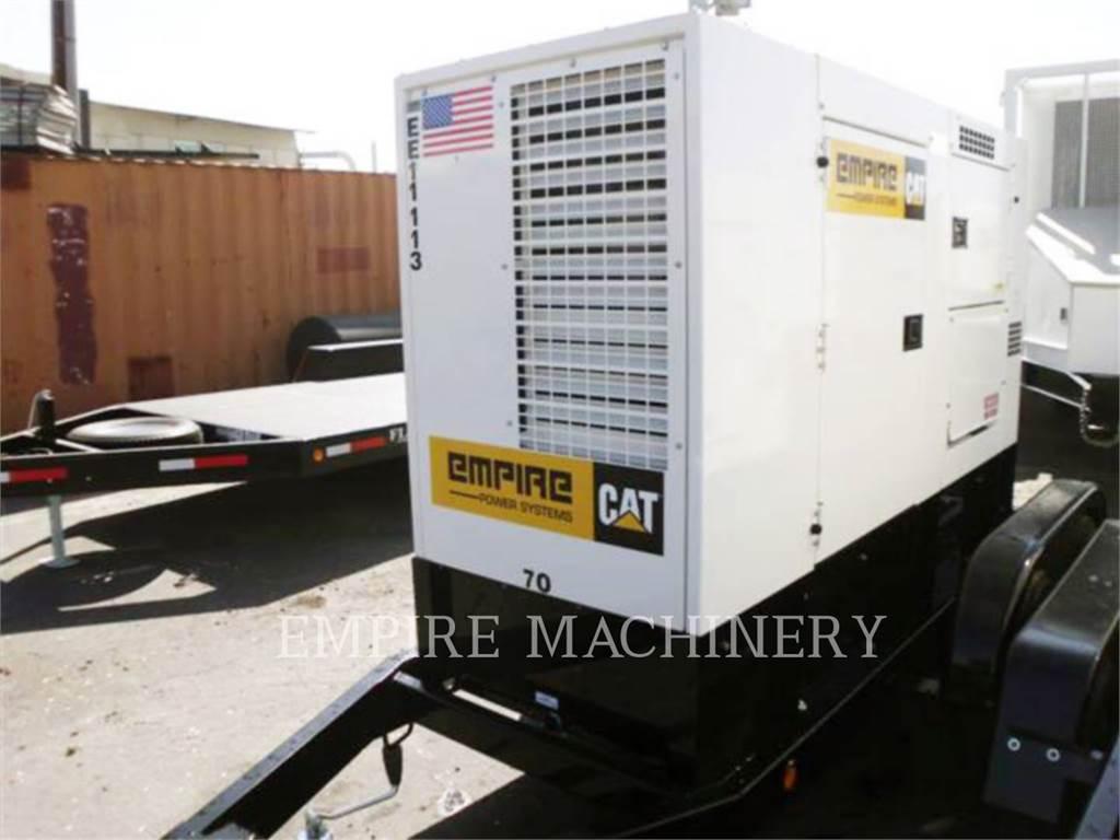 MultiQuip DCA70US, Stacjonarne Zestawy Generatorów, Sprzęt budowlany