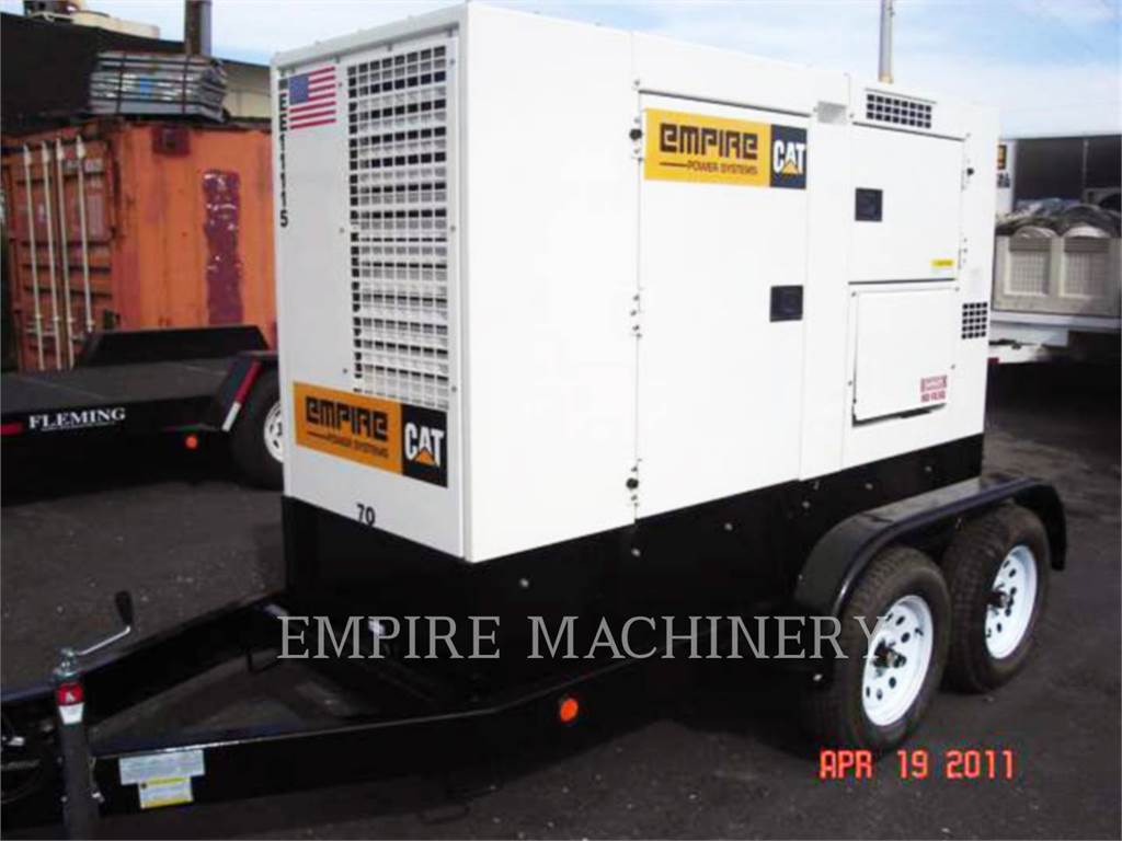 MultiQuip DCA70US, Stationary Generator Sets, Construction
