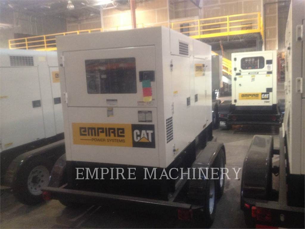 MultiQuip DCA85US, Stationary Generator Sets, Construction