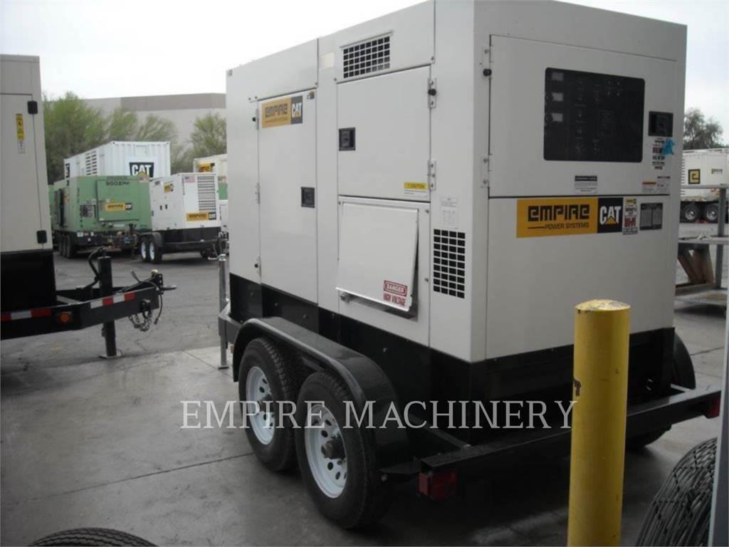 MultiQuip DCA85US, Stationary Generator Sets, Construction