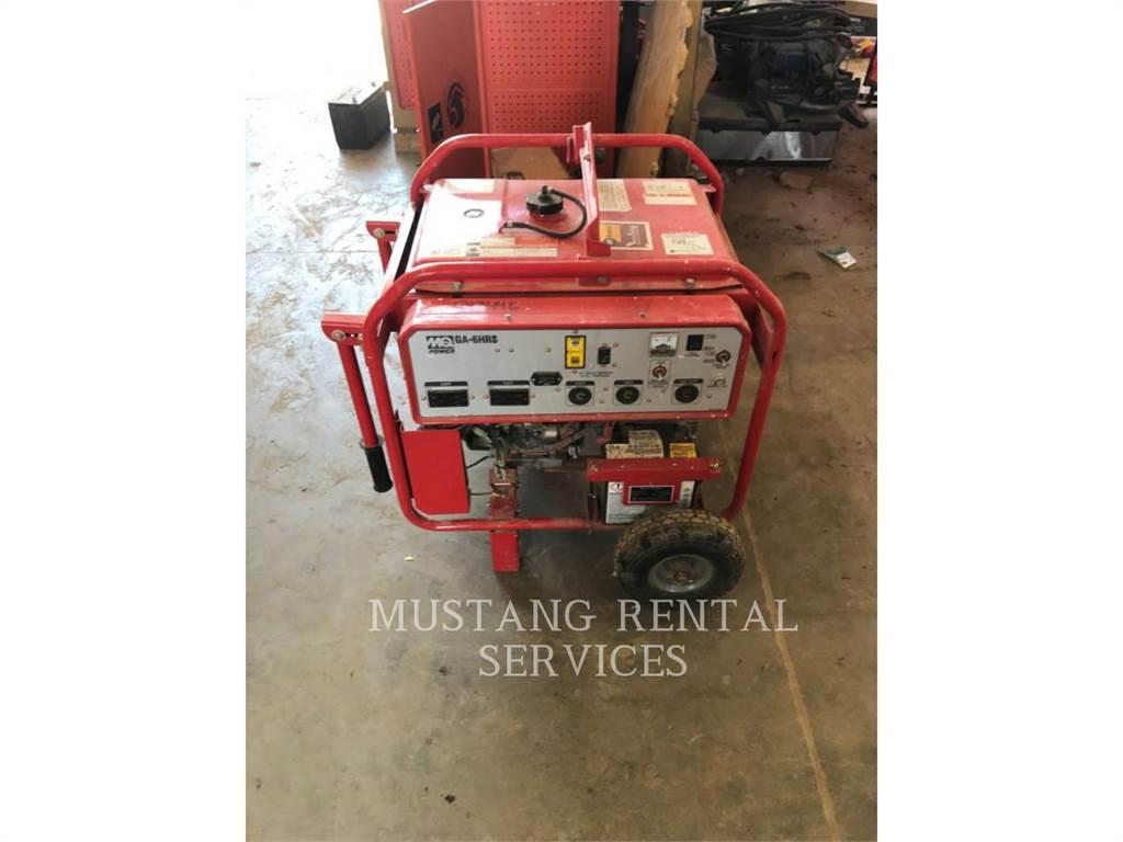 MultiQuip GA6HRS, mobile generator sets, Construction