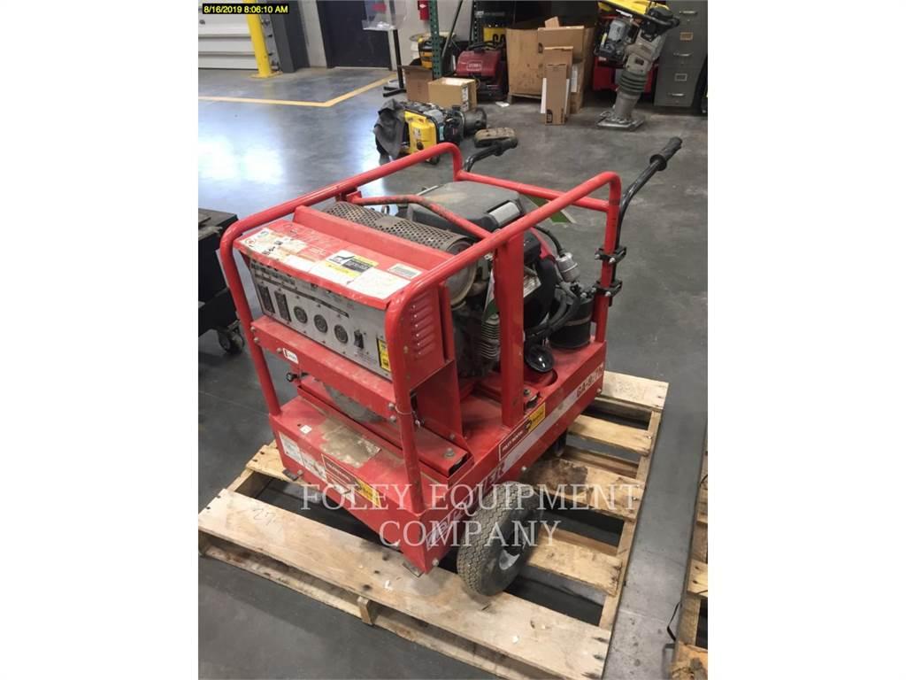 MultiQuip GA97HEA, mobile generator sets, Construction