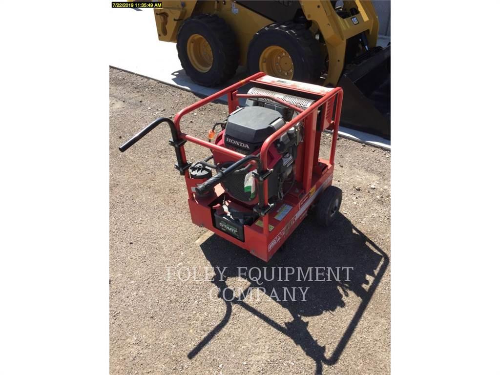 MultiQuip GA97HEA, mobiele generatorsets, Bouw