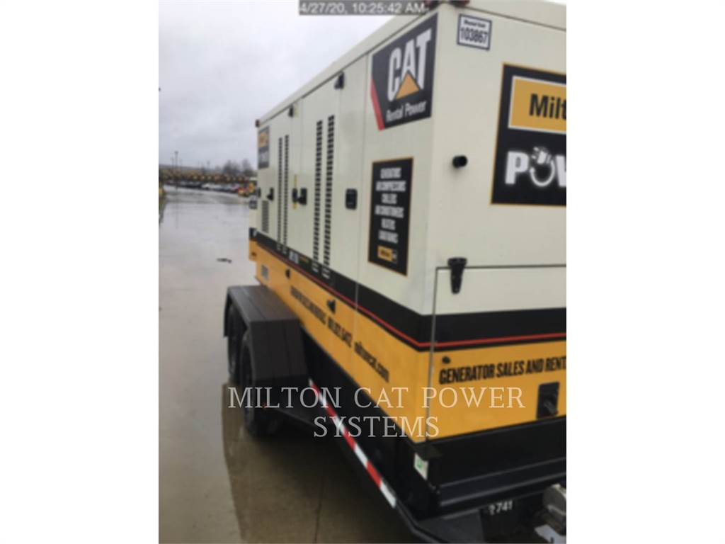 MultiQuip MQ150, Stationary Generator Sets, Construction