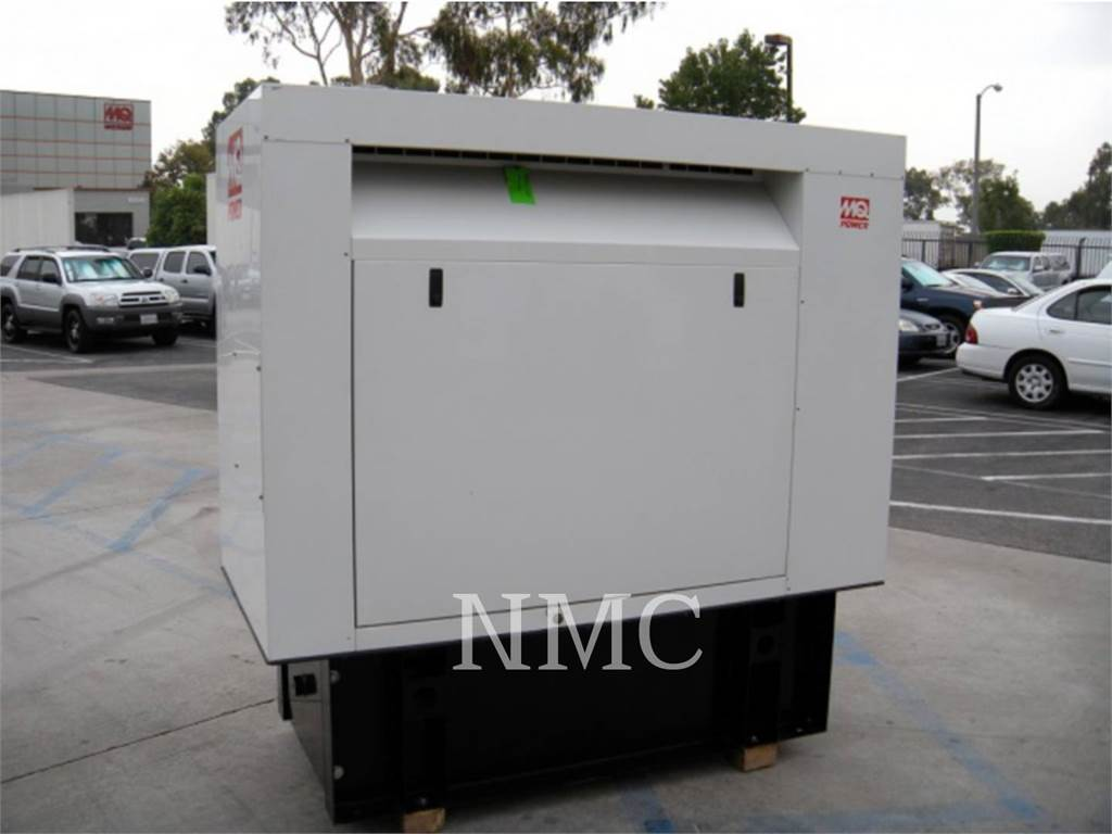 MultiQuip MQ20, Stationary Generator Sets, Construction
