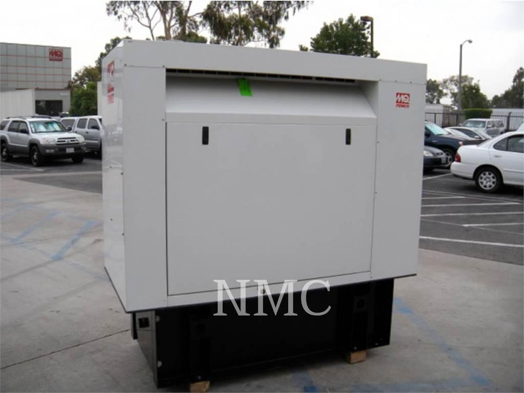 MultiQuip MQ20, Stationary Generator Sets, Construction